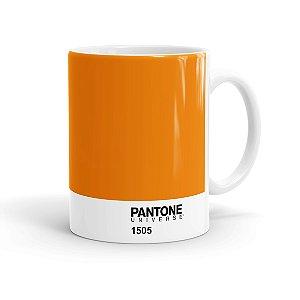 Caneca Pantone 1505