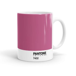 Caneca Pantone 7432