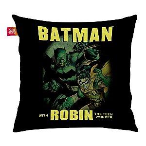 Almofada Batman and Robin 35x35cm