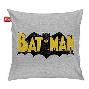 Almofada Batman Logo Vintage 35x35cm