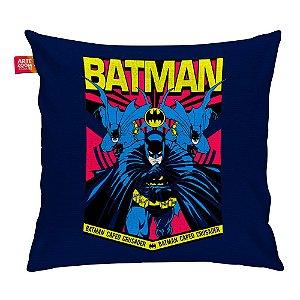 Almofada Batman Resgate Azul 35x35cm