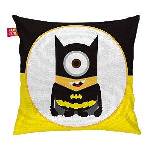 Almofada Minion Hero Batman 35x35cm
