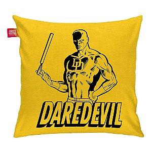 Almofada Demolidor (Daredevil) 01 Amarela 35x35cm