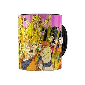 Caneca Dragon Ball Goku 02