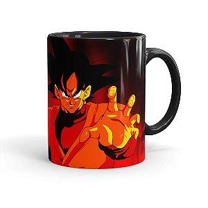 Caneca Dragon Ball Super Goku Black
