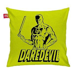 Almofada Demolidor (Daredevil) 01 Verde 35x35cm