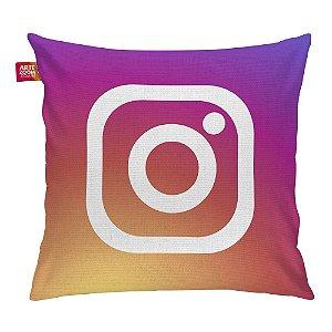 Almofada Redes Sociais Instagram 02 35x35cm