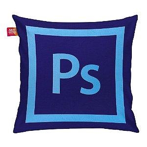 Almofada Adobe Photoshop 35x35cm