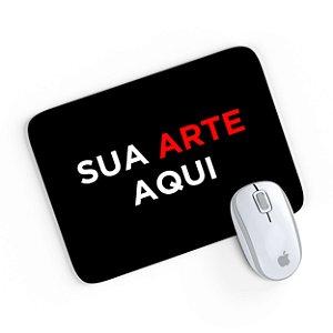 Mouse Pad Personalizado com sua Arte e Foto Mousepad 24x20