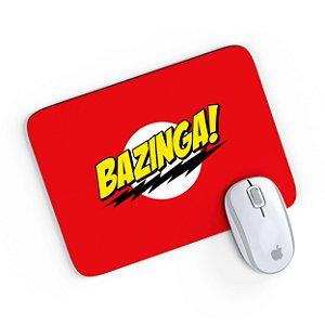 Mouse Pad Bazinga! The Big Bang Theory  24x20