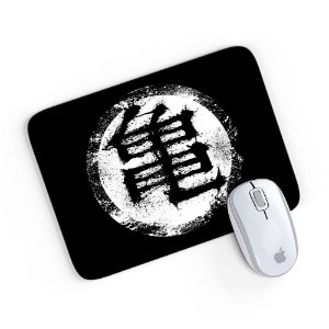 Mouse Pad Academia Simbolo Dragon Saiyan 24x20