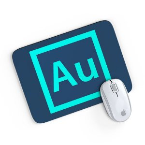 Mouse Pad Adobe Audition 24x20