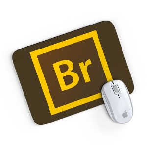 Mouse Pad Adobe Bridge 24x20