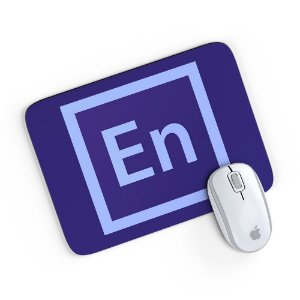 Mouse Pad Adobe Encore 24x20