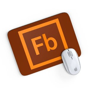 Mouse Pad Adobe Flash Builder 24x20
