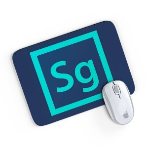 Mouse Pad Adobe SpeedGrade 24x20