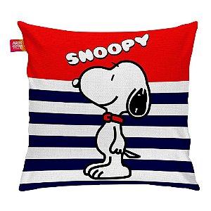 Almofada Peanuts Snoopy 01 35x35cm