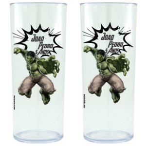 Copo Personalizado Hulk 01