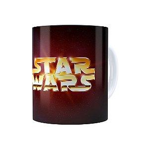 Caneca Porcelana Star Wars 03 Branca