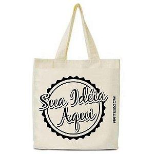 Sacola Eco Bag Personalizada 35x35cm