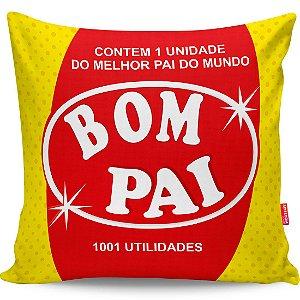 Almofada Pai Bombril 1001 Utilidades