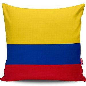 Almofada Bandeira da Colombia