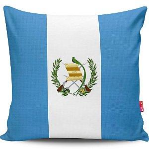 Almofada Bandeira da Guatemala