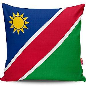 Almofada Bandeira da Namibia