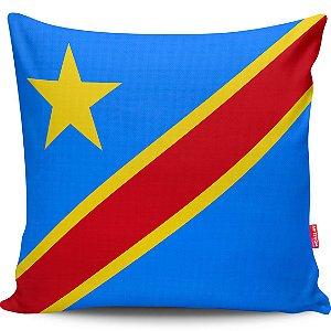 Almofada Bandeira da República Democrática do Congo