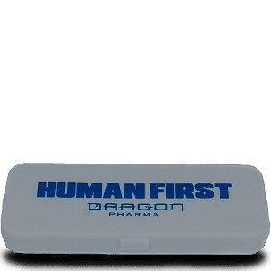 PORTA CÁPSULAS RX DAILY PILL BOX - Dragon Pharma | 14 compartimentos