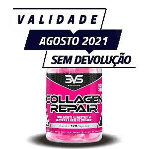 COLLAGEN REPAIR CAPS - 3VS Nutrition | 120 cápsulas - PONTA DE ESTOQUE