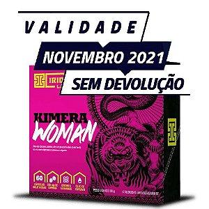 KIMERA WOMAN - Iridium Labs | 60 cápsulas - PONTA DE ESTOQUE