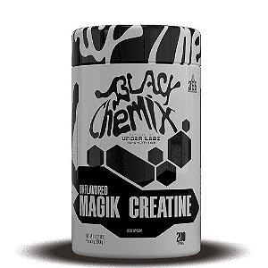 MAGIK CREATINE - Black Chemix by Under Labz | 600 gramas