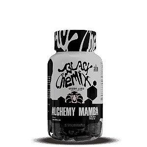 ALCHEMY MAMBA - Black Chemix by Under Labz | 60 cápsulas