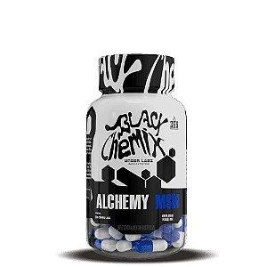 ALCHEMY MSM - Black Chemix by Under Labz | 60 cápsulas