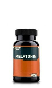 MELATONINA 3mg - Optimum Nutrition | 100 comprimidos