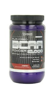 BCAA 12.000 POWDER FLAVORED - Ultimate Nutrition | 457 gramas