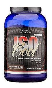 ISOCOOL - Ultimate Nutrition | 907 gramas