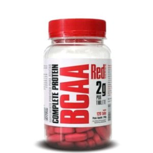 COMPLETE PROTEIN BCAA 2g- RedSeries | 120 tabletes