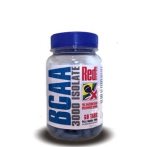 BCAA 3000 ISOLATE - RedSeries | 60 tabletes