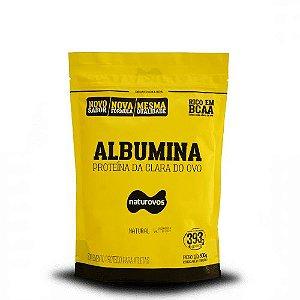 ALBUMINA NATURAL - Naturovos | 500 gramas