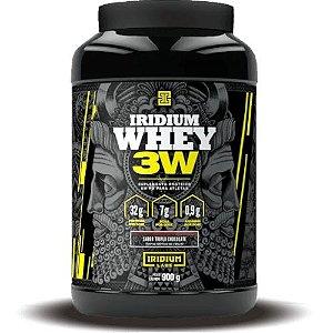 WHEY 3W - Iridium Labs | 900 gramas