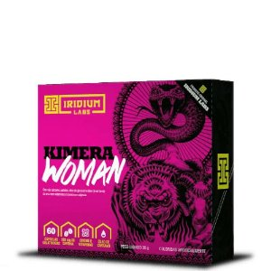 KIMERA WOMAN - Iridium Labs | 60 cápsulas