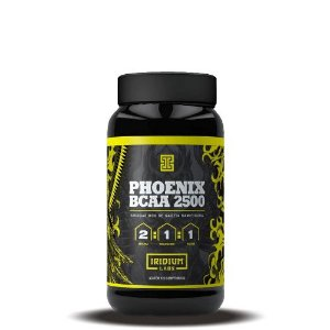 PHOENIX BCAA 2500 - Iridium Labs | 120 comprimidos