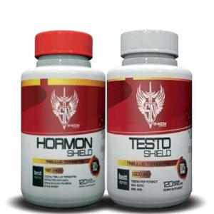 COMBO HORMON TESTO - Shadow Nutrition | 2 Itens