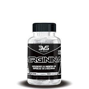 ARGININA - 3VS Nutrition | 120 cápsulas
