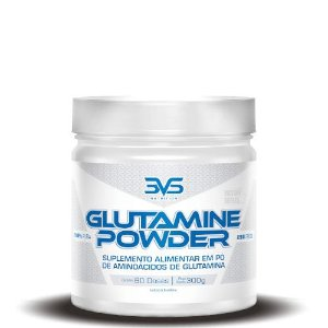 GLUTAMINE POWDER - 3VS Nutrition | 300 gramas