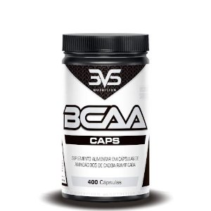 BCAA CAPS ATTACK - 3VS Nutrition | 400 cápsulas