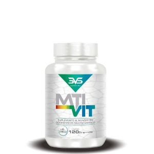 MTI VIT MULTI VITAMIN - 3VS Nutrition | 120 cápsulas