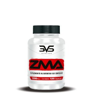 ZMA 1000mg - 3VS Nutrition | 120 cápsulas